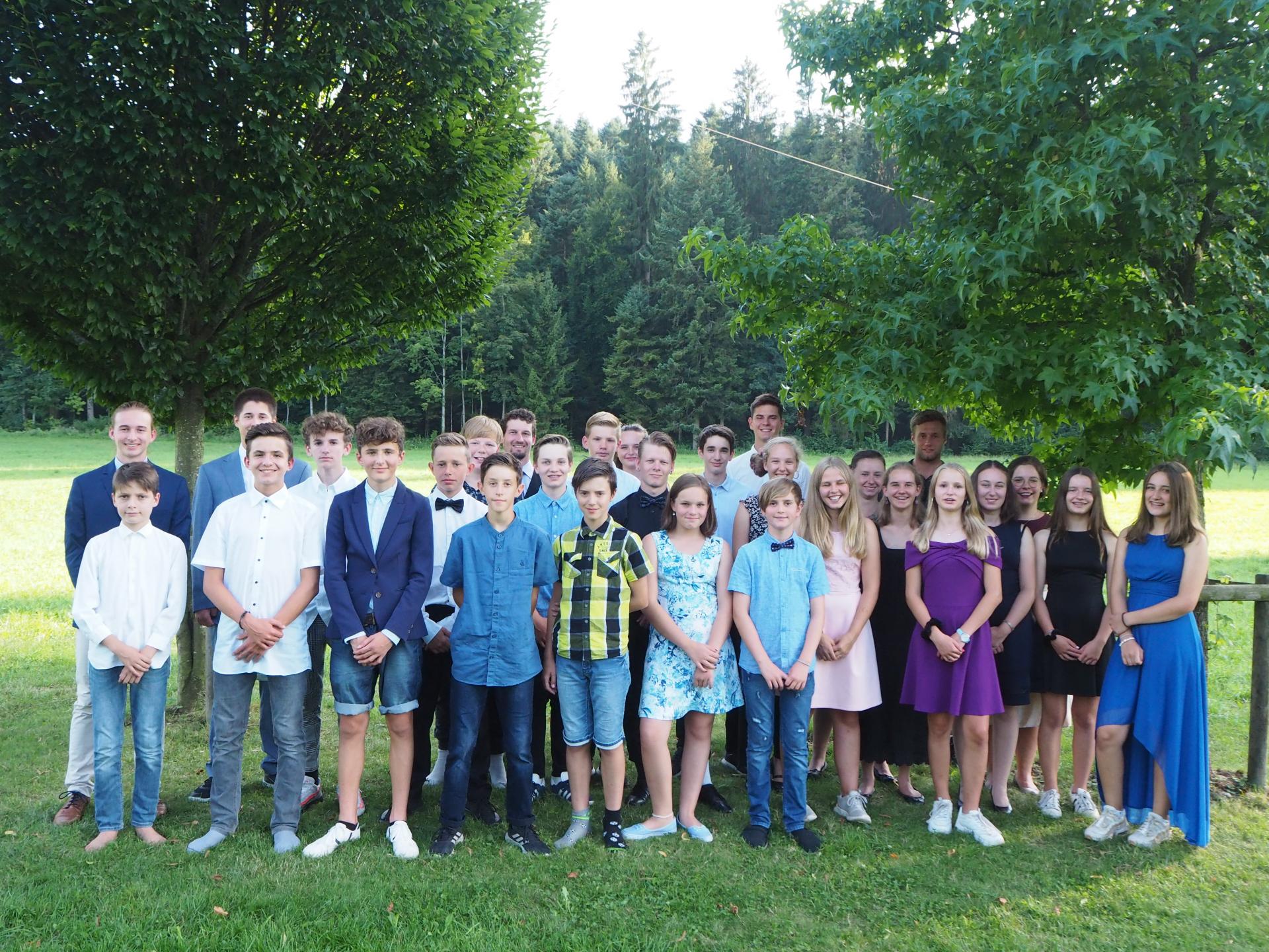TeenieCamp 2021, Kirchenkreis Jegenstorf